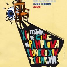 Festival de Cine de Pamplona. Spot.